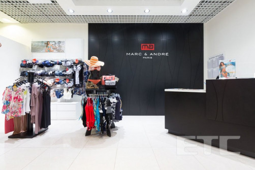 equipment for clothing stores